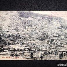 Postales: LOS PIRINEOS 1ªSERIE 89 VIELLA VISTA GENERAL VALLE DE ARAN FOTO LABOUCHE AÑOS 1920. Lote 121117763