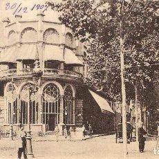 Postales: BARCELONA Nº25 PASEO GRACIA SCHOENFELD CIRC. 1907. Lote 121422383