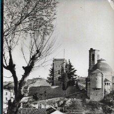 Postales: POSTAL * PIERA , ESGLÈSIA I CASTELL * CAL RECADER Nº 8 - 1959. Lote 121720523