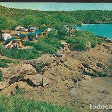 Postales: POSTAL * TARRAGONA , CAMPING TORRE DE LA MORA * 1962. Lote 121721867