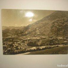 Postales: VALLE DE ARAN, SALARDU Y UÑA, VISTA GRNERAL SERIE I . CAMPAÑA, CIRCULADA. Lote 121885851
