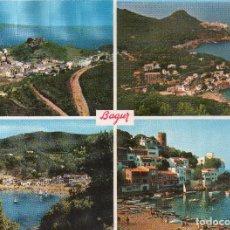 Postales: COSTA BRAVA BAGUR - FOTOGRAFIA CAMPAÑA-PUIG FERRAN . Lote 121952539