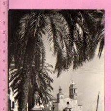 Postales: POSTAL DE SITGES PASEO RIBERA Nº 524 PUEBLO DEL EDITO R. GASSÓ SIN CIRCULAR. Lote 122103807