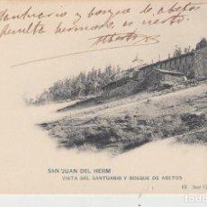 Postais: SAN JUAN DEL HERM SEU DE URGELL PALLARS CLAVEROL 68 HAUSER MENET NO PARTIDA . Lote 122136659