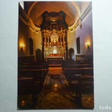 Postales: POSTAL ALTAFULLA - CAPILLA SANTISIMO. Lote 122146099