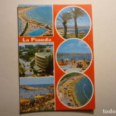 Postales: POSTAL LA PINEDA -SALOU . Lote 122146291