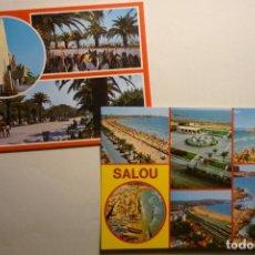 Postales: LOTE POSTALES SALOU. Lote 122146367