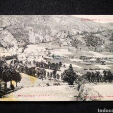 Postales: 371 LOS PIRINEOS GAUSACH CERCA DE VIELLA FOTO LABOUCH TOULOUSE. Lote 122493016