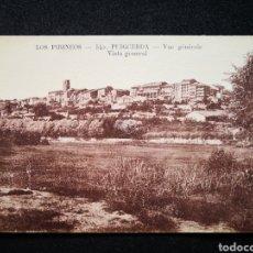 Postales: LOS PIRINEOS GERONA 542 PUIGCERDA VUE GENERALE VISTA GENERAL NO INSCRITA NO CIRCULADA. Lote 122493368