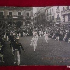 Postales: ST-164.- POSTAL FOTOGRAFICA DE-- ST. CELONI.--- BALL TIPIC DE GITANES .- SIN CIRCUAR .- ROISIN. Lote 122529155