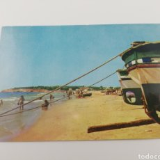 Postales: POSTAL TORREDEMBARRA PLAYA, TARRAGONA CATALUNYA, RAYMOND NUMERO 2, ESCRITA 1962, RARA.. Lote 122683458