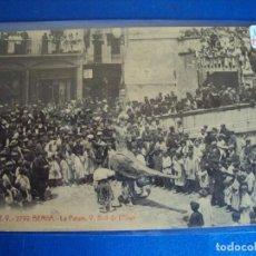 Postales: (PS-56508)POSTAL DE BERGA-LA PATUM.BALL DE L´ALIAGA.A.T.V.2792. Lote 122976427