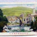 Postales: ÁLBUM DE 12 POSTALES CAMPRODON. FOTOTÍPIA THOMAS. NO ESCRITAS. Lote 123196795