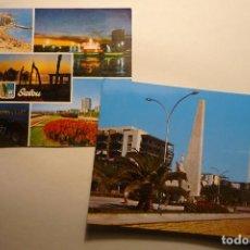 Postales: LOTE POSTALES SALOU - 1 CIRCULADA. Lote 123408575
