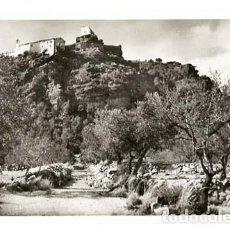 Postales: TARRAGONA MONTROIG VISTA DE LA ERMITA DE LA ROCA. EDITORIAL FOTOGRÁFICA. SIN CIRCULAR. Lote 124497275