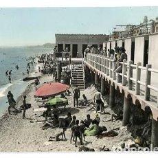 Postales: BARCELONA MASNOU OCATA BAÑOS SAN PEDRO. FOTO TERESA TORRES., ESCRITA. Lote 124500827