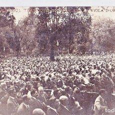 Postales: LA GARRIGA. TEATRE DE LA NATURALESA VIOLA D'OR. FOTOGRÁFICA. SIN CIRCULAR.. Lote 124612167