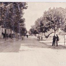 Postales: CORBERA DE EBRO. PASE DE JOSÉ ANTONIO. CIRCULADA. FOTOGRÁFICA.. Lote 124616547