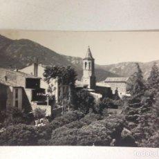 Postales: VILADRAU - VISTA PANORÁMICA - EDICIONES FOTOGRÁFICAS FONT GAIG - CIRCULADA 1957. Lote 124896059