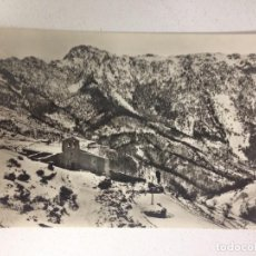 Postales: SANT MARÇAL - MONTSENY - VISTA GENERAL - ZERKOWITZ - CIRCULADA 1961. Lote 124897363