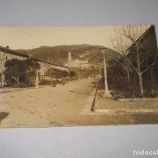 Postales: CASTELLAR DEL VALLÉS AVENIDA JOSÉ Mª VALLS, FOTOS TORRENTS. SIN CIRCULAR, REVERSO LINEAS CON CERA . Lote 125131031