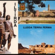 Postales: 76 - ILTIRDA - LLEIDA TERRA FERMA.- DIFERENTS ASPECTES.. Lote 125138935