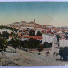 Postales: POSTAL COLOREADA LERIDA VISTA GENERAL CIRCULADA. Lote 125279415