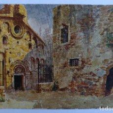 Postales: POSTAL CATALUÑA ARTISTICA BARCELONA SAN PABLO DEL CAMPO SIN CIRCULAR. Lote 125289275