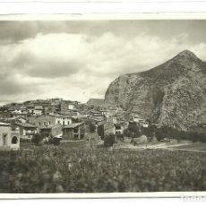Postales: (PS-57196)POSTAL FOTOGRAFICA ORGANYA-AL FONDO ESGLESIA ROMANICA.FOT.FRANCISCO PORTABELLA(SEU URGEL). Lote 125300959