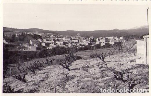 AGULLANA *** PROVINCIA DE GIRONA *** POSTAL CIRCULADA AÑO 1958 (Postales - España - Cataluña Moderna (desde 1940))