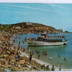 Postales: POSTAL COSTA BRAVA SAN FELIU DE GUIXOLS FOTO A. CAMPAÑA CIRCULADA 1967 CRUCEROS SIRTE. Lote 126342159