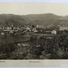 Postales: POSTAL SEO DE URGEL VISTA GENERAL FOTO NURI CIRCULADA 1950. Lote 126346691