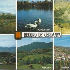 Postales: CERDANYA, DIVERSOS ASPECTOS - ESCUDO DE ORO Nº 1 - S/C . Lote 126388583