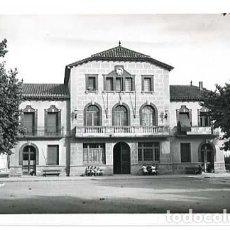 Postales: BARCELONA SANTA MARIA DE PALAUTORDERA CASA CONSISTORIAL. ED. GARRIGA, SIN CIRCULAR. Lote 126483831