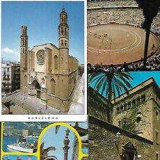 Postales: 90 POSTALES * BARCELONA CAPITAL * LOTE Nº 162. Lote 126568951