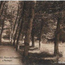 Postales: RIBAS .- VORES DEL FRESSER A MONTAGUT .- EDICIO J. FOSSAS S/C. Lote 126631039