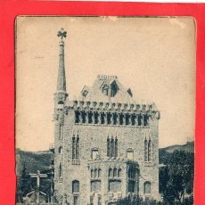 Postales: BARCELONA. LB 157. BELLESGUARD BONANOVA. Lote 126739107