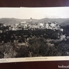 Postales: ALEIXAR (TARRAGONA) - 5 - VISTA PARCIAL DESDE LAS COSTAS - EDIT PAMIES - CIRCULADA 1948. Lote 126994255