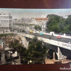 Postales: ESPLUGAS DE LLOBREGAT - 4 - PUENTE- EDC. JOSE BATLLORI - COLOREADA - CIRCULADA 1962. Lote 126995235