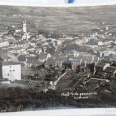 Postales: MOYA, BARCELONA, VISTA GENERAL FOTO REMON. Lote 127103391