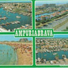 Postales: (1168) AMPURIABRAVA. Lote 127144403