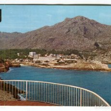 Postales: MALLORCA CALA SAN VICENTE A. SUBIRATS ESCRITA 1964 15 X 10, CMS APROX.. Lote 127538211
