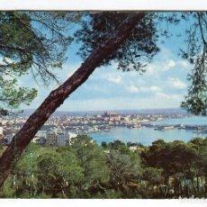 Postales: MALLORCA DETALLE DEL PUERTO (204) A. ZERKOWITZ ESCRITA 15 X 10, CMS APROX.. Lote 127538315
