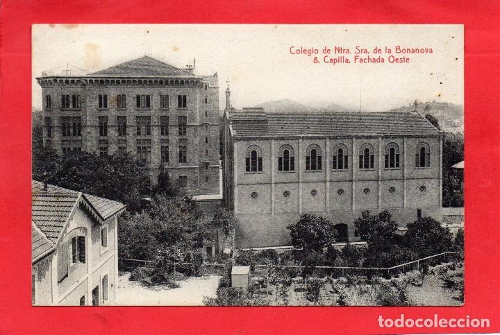 BARCELONA. ATV 8. COLEGIO NTRA SRA BONANOVA (Postales - España - Cataluña Antigua (hasta 1939))