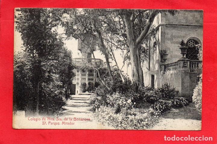 BARCELONA. ATV 37. COLEGIO NTRA SRA BONANOVA (Postales - España - Cataluña Antigua (hasta 1939))