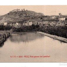 Postales: REUS.- VISTA GENERAL DE CASTELLVELL. Lote 127617023