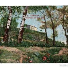 Postales: TARREGA (LLEIDA).- MONTANYA DE SANT ELOY . FOTOTIPIA THOMAS. Lote 127618167
