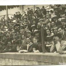 Postales: (PS-57414)POSTAL FOTOGRAFICA DE VICH-PLAZA DE TOROS 1922.FOTO PALMAROLA. Lote 127666255