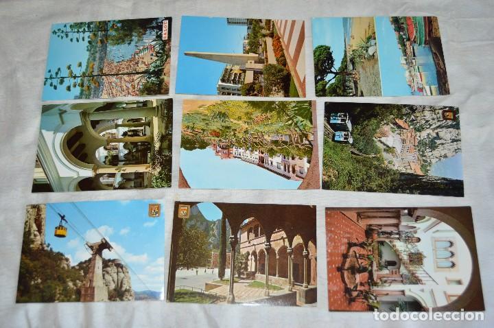 Postales: LOTE DE 27 POSTALES SIN CIRCULAR - CATALUÑA, PROVINCIAS Y MUNICIPIOS - ENVÍO 24H - Foto 3 - 128232431