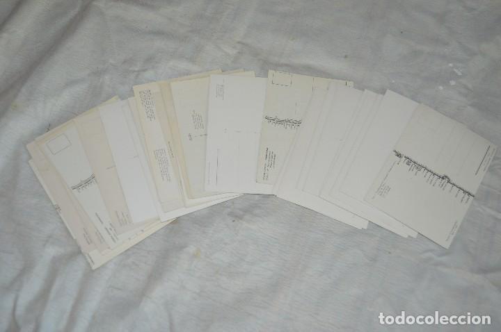 Postales: LOTE DE 27 POSTALES SIN CIRCULAR - CATALUÑA, PROVINCIAS Y MUNICIPIOS - ENVÍO 24H - Foto 5 - 128232431